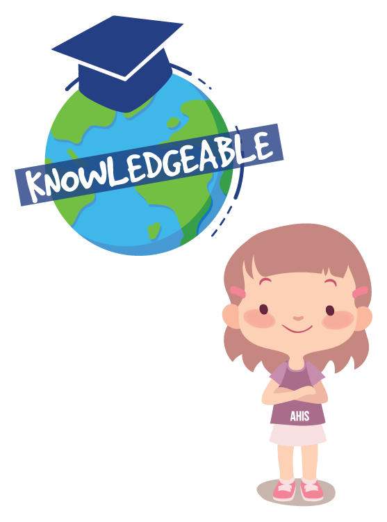 Knowledgable KG Graduate Profile
