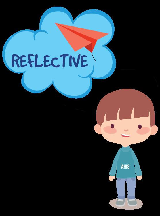 Reflective KG Graduate Profile
