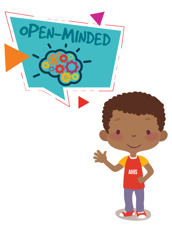 Open minded - KG Graduate Profile