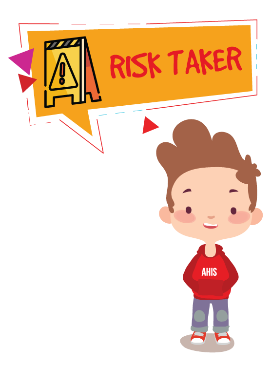 Risk Taker KG Graduate Profile