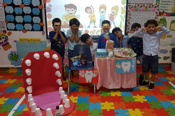 Health week KG1 (4)