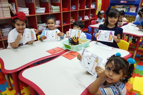 Health week KG1 (9)