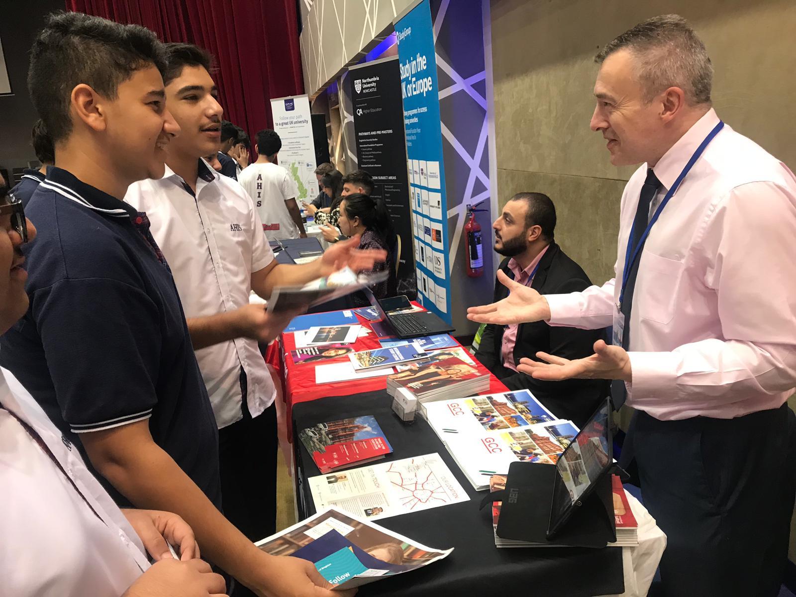 UK University Fair 2019-2020