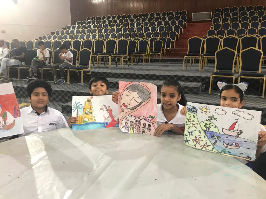 Child art competition 2019 – 2020