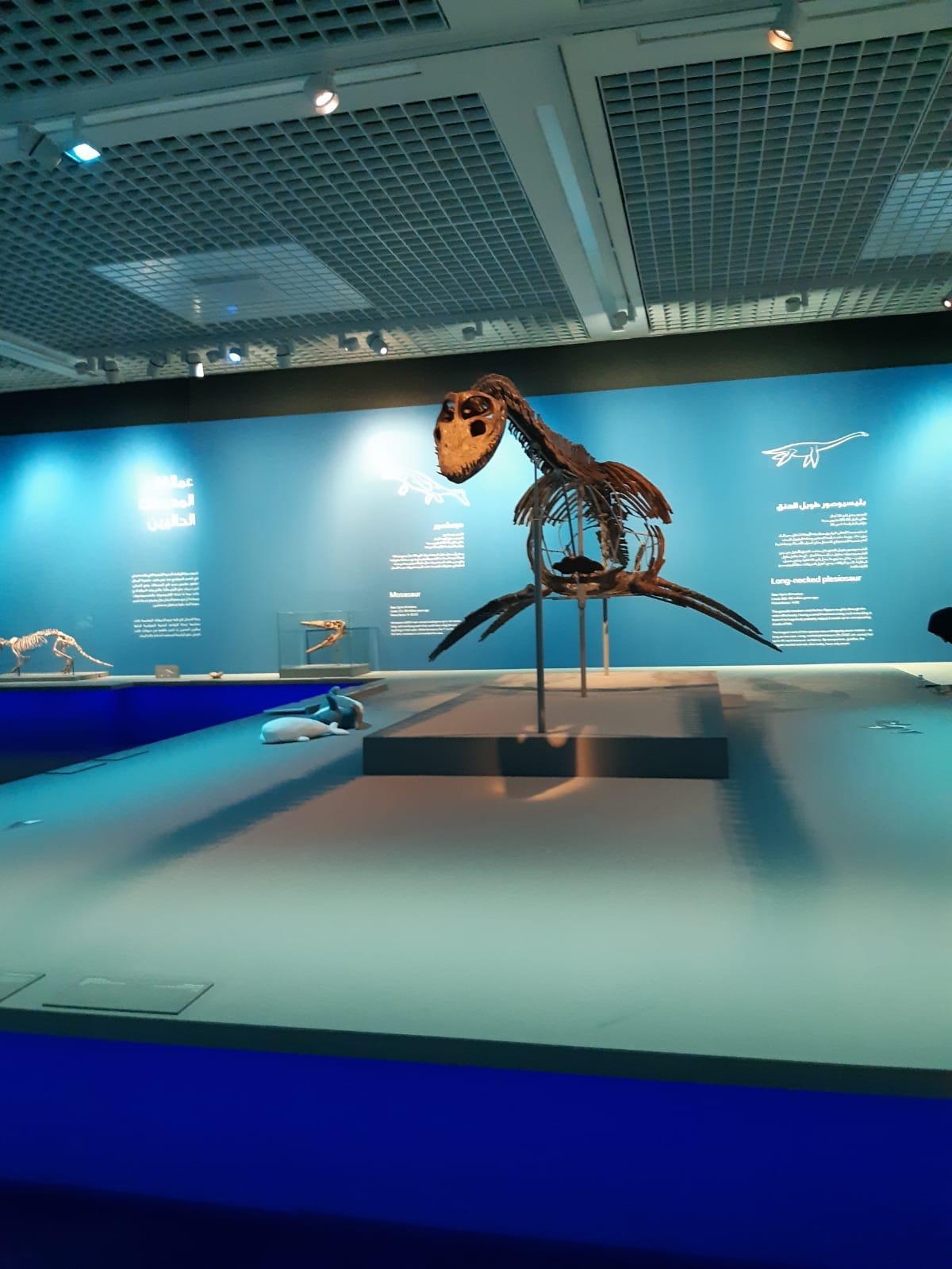 Jurassic Exhibition Trip 2019 – 2020
