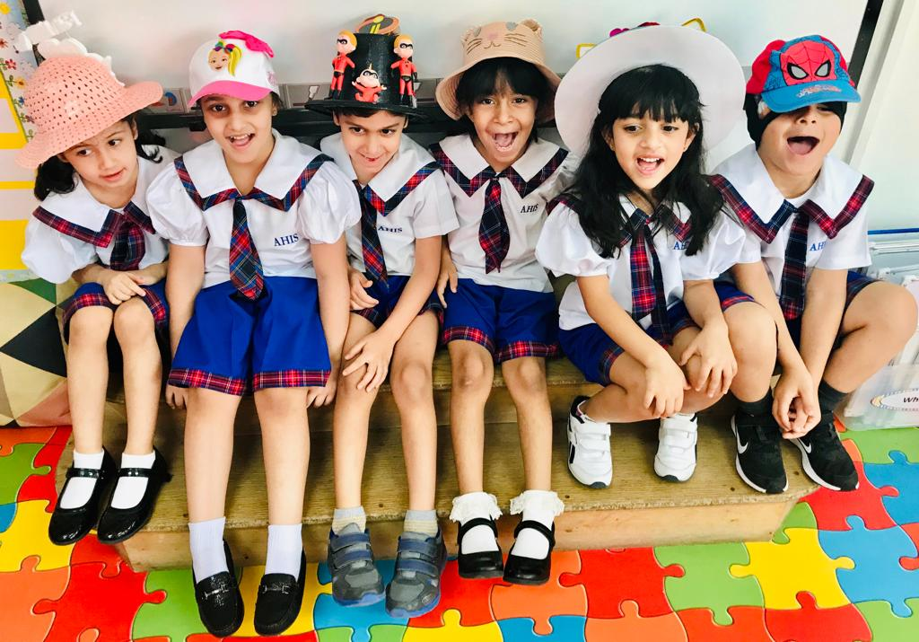 Thinking Hat Day 2019 – 2020
