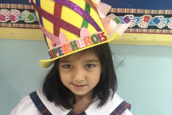 Thinking hat day KG 1 (10)