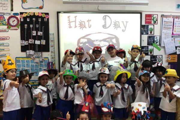 Thinking hat day KG 1 (2)