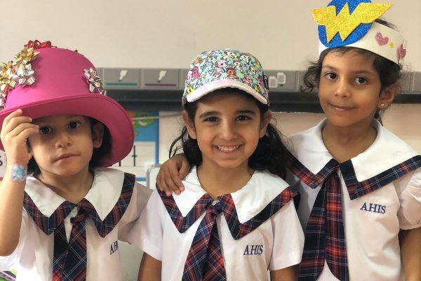 Thinking hat day KG 1 (26)