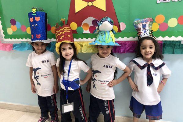 Thinking hat day KG 1 (4)