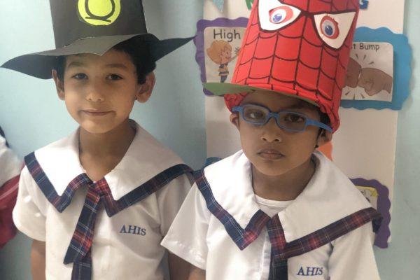 Thinking hat day KG 1 (6)