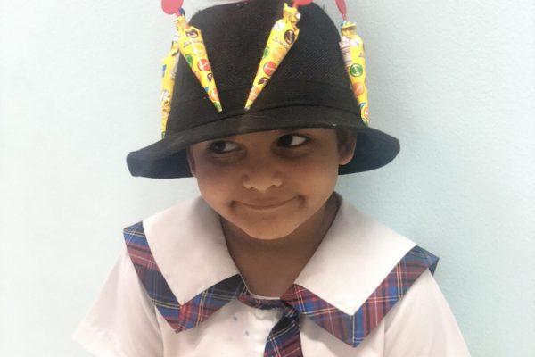 Thinking hat day KG 1 (7)