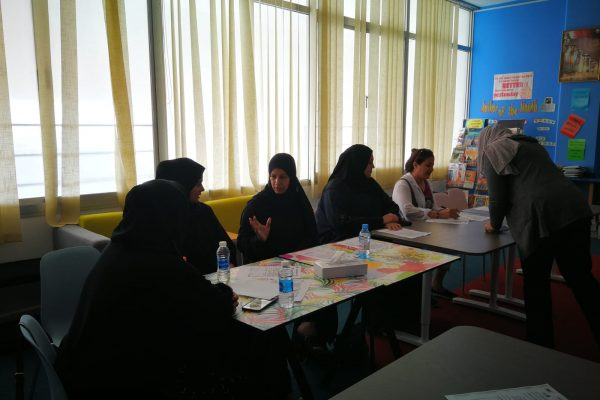 Arabic-workshop-parents11