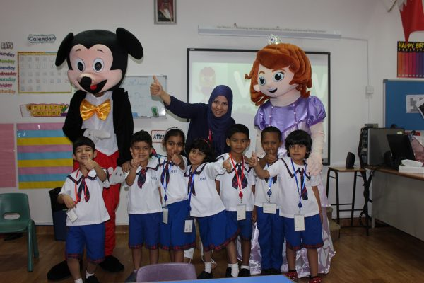 FIRST DAY OF KG 2016-20171