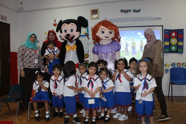 FIRST DAY OF KG 2016-201710