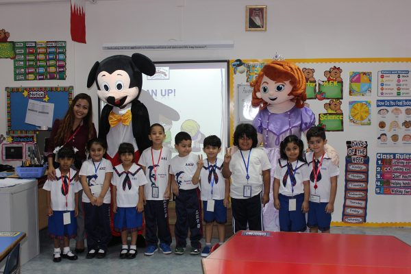FIRST DAY OF KG 2016-201711