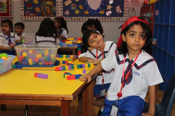 FIRST DAY OF KG 2016-201712