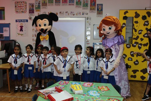 FIRST DAY OF KG 2016-201714