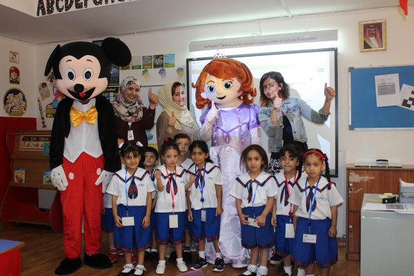 FIRST DAY OF KG 2016-201716
