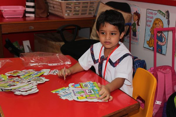 FIRST DAY OF KG 2016-20174