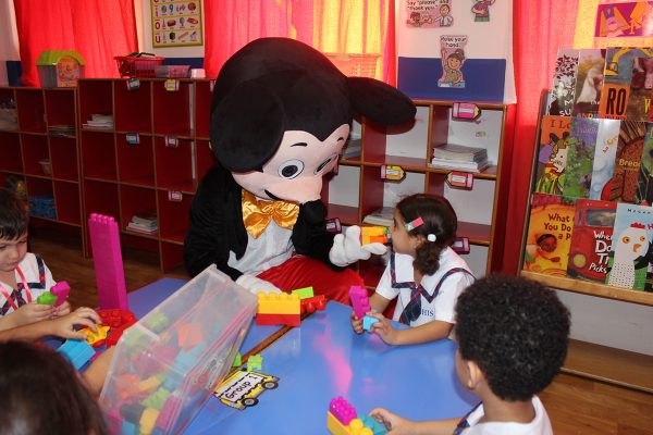 FIRST DAY OF KG 2016-20177
