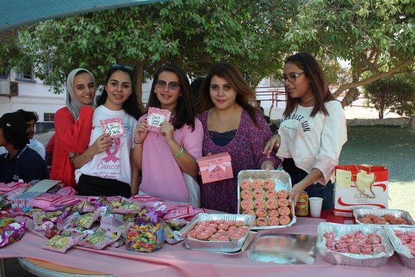 SC Bake Sale - Think Pink 2016-201713