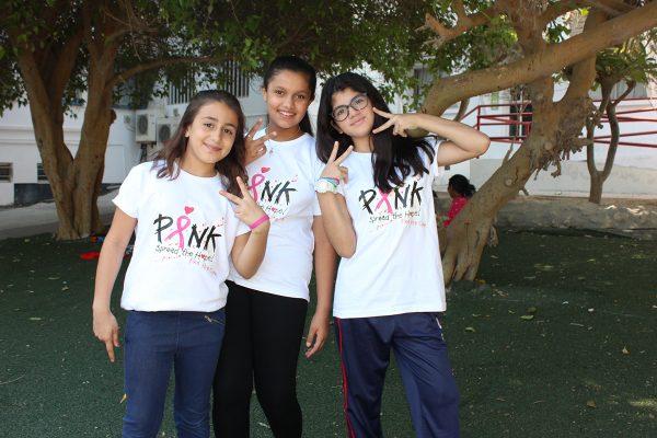 SC Bake Sale - Think Pink 2016-201715