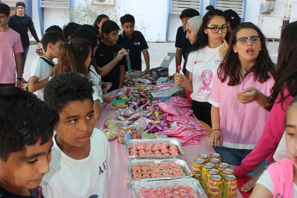 SC Bake Sale - Think Pink 2016-201720