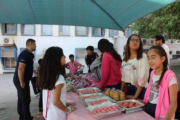 SC Bake Sale - Think Pink 2016-201721