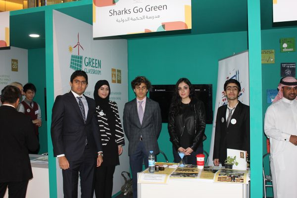 SHARKS Go Green 2016-201723