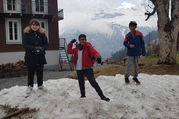 SWITZERLAND TRIP 2016-201726