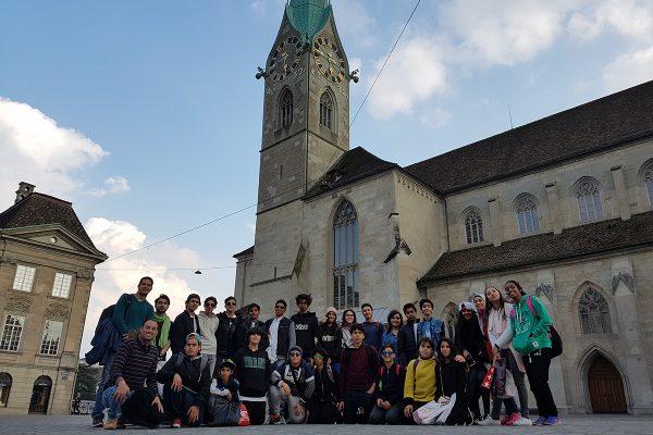 SWITZERLAND TRIP 2016-201730