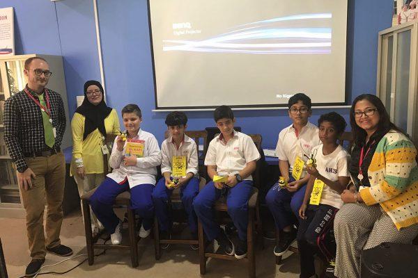 Spelling Bee 2016-201712
