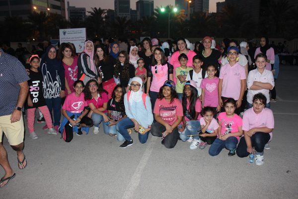 Think Pink Walkathon 2016-20173