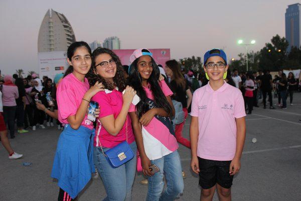 Think Pink Walkathon 2016-20174