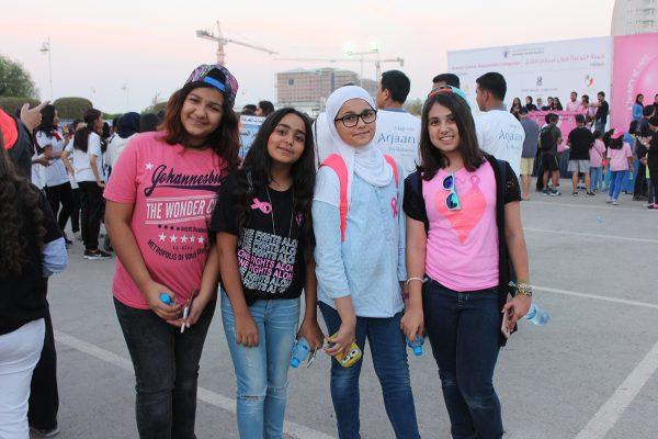 Think Pink Walkathon 2016-20175