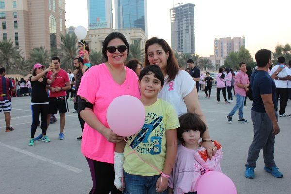 Think Pink Walkathon 2016-20179