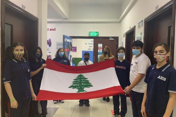 AHIS-LebanonNationalDay-2020-2