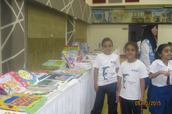AHIS-BookFair2015-2
