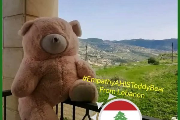 #EmpathyAHISTeadyBear (2021)2