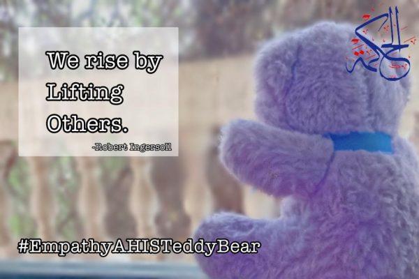 #EmpathyAHISTeadyBear (2021)38