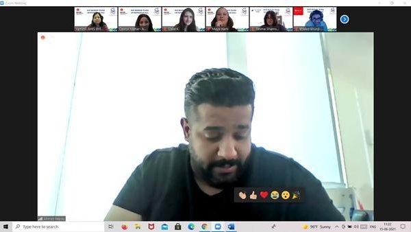 AHIS Bahrain Young Entrepreneurs(2021)11