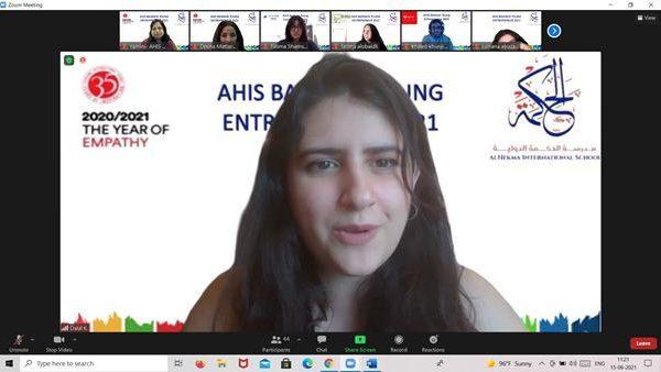 AHIS Bahrain Young Entrepreneurs(2021)14