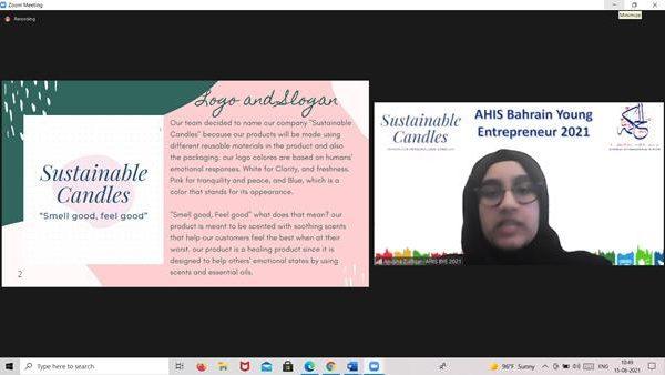 AHIS Bahrain Young Entrepreneurs(2021)18