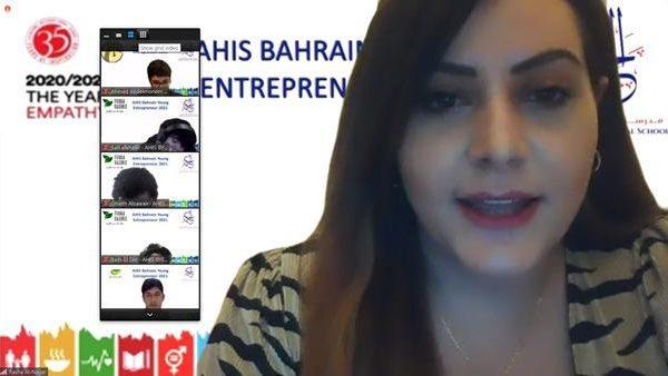 AHIS Bahrain Young Entrepreneurs(2021)9