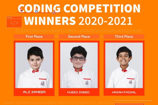 Coding Competition (2021)11