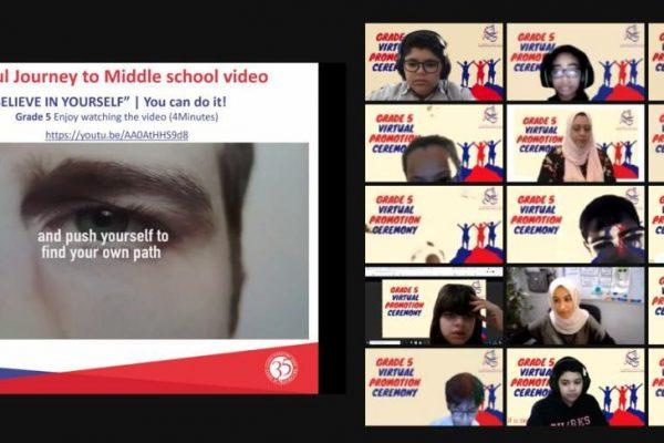 Grade 5 Virtual Promotion Ceremony (2021)14