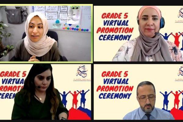 Grade 5 Virtual Promotion Ceremony (2021)18