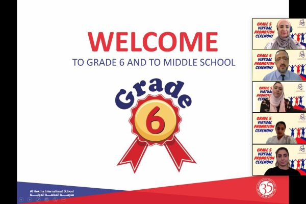Grade 5 Virtual Promotion Ceremony (2021)30