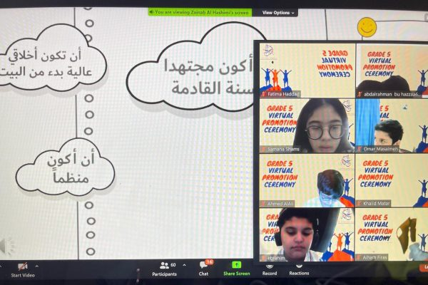 Grade 5 Virtual Promotion Ceremony (2021)31